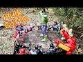 Download Video Download Hulk vs Thor, Iron Man, Captain America, Black Panther, Spider-Man, Superman Full Fight! 3GP MP4 FLV