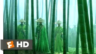 House of Flying Daggers (7/8) Movie CLIP - The Flying Daggers (2004) HD