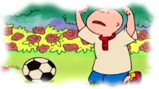 Funny Animated cartoon | Caillou