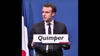 Emmanuel Macron answers to Trump