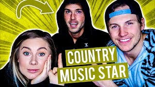 Third Wheeling with Country Music Star Chuck Wicks! | Shawn + Andrew