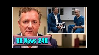 Piers morgan reveals a sharp-eyed viewer could have saved his life after they spotted potential can