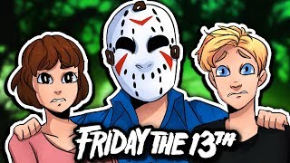 JASON'S NEW FAMILY! | Friday The 13th: Single Player Challenges | (Lights Out & Stargazing)