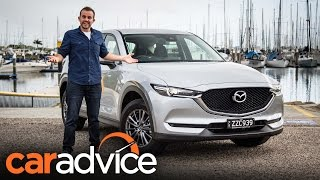 2017 Mazda CX-5 Touring review | CarAdvice
