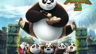 The Spirit Realms - Track 17 - [Kung Fu Panda 3 Sountrack]