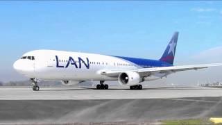 Lan inflight boarding music