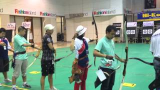 Traditional Bow - Thailand Princess Cup