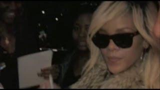 Rihanna's crude conversation with fans