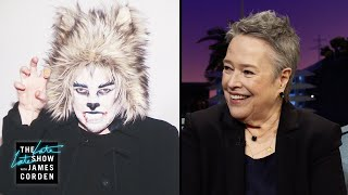 Kathy Bates Went Full Coyote For American Horror Story's 100th Episode Party