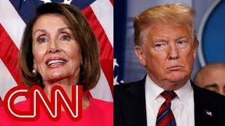 Trump fires back at Nancy Pelosi: I'm canceling your trip