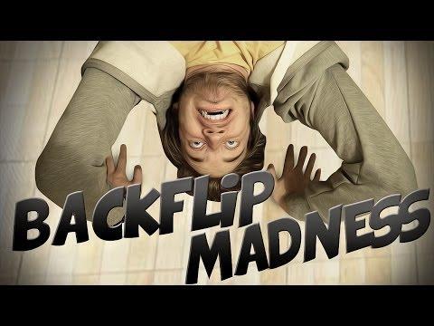 HOW TO BACKFLIPS Backflip Madness