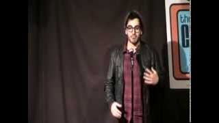 Persian Comedian and Harvard Student Performs Stand-up Comedy!