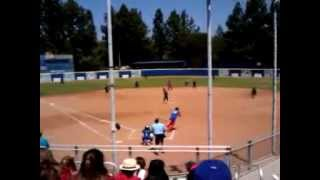 7/29/15 USA v INDIA SOFTBALL, WORLD GAMES L.A. (SPECIAL OLYMPICS division 3) @ UCLA