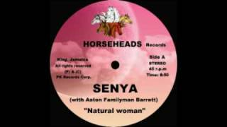 Senya & Aston Familyman Barrett - Natural Woman - (RARE).