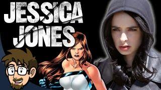 All You Need to Know - Jessica Jones (Jewel) - Comic Drake