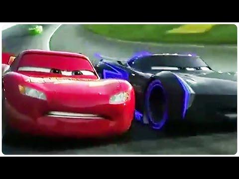 Cars 3 Racing World Trailer 2017 Disney Pixar Animated Movie HD