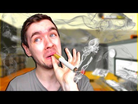 RAGE ENGAGE Smoking Simulator