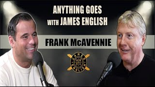 Former Celtic and West Ham footballer Frank McAvennie tells all about his life.