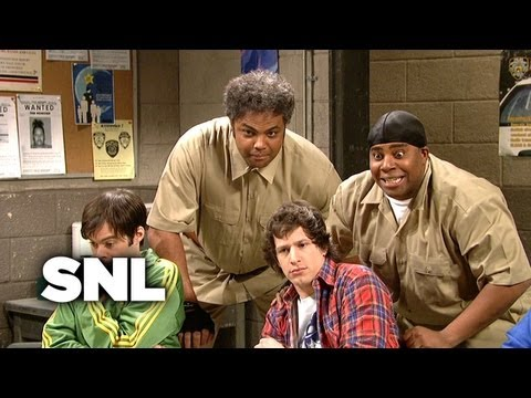 Scared Straight Trespassing with Charles Barkley SNL