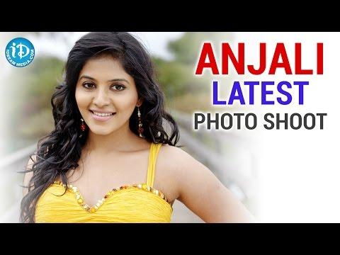 Telugu Actress Anjali Latest Photoshoot