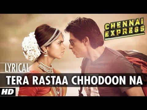 Xxx Mp4 Tera Rastaa Chhodoon Na Lyrical Video Chennai Express Shahrukh Khan Deepika Padukone 3gp Sex