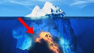 9 Most MYSTERIOUS Discoveries Made Under Antarctic Ice!