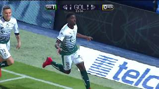 Santos 1-0 Monarcas Morelia   Clausura 2018 - J3