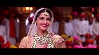 'PREM RATAN DHAN PAYO' Title Song Full VIDEO   Salman Khan, Sonam Kapoor   T Series