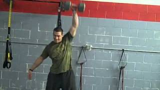 How To Get Strong With A Single Dumbbell - Part 1