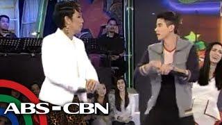 Vice Ganda, Mario Maurer dance 'Gangnam'