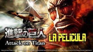 Attack on Titan: Wings of Freedom - La Película