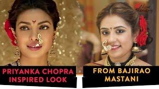 Priyanka Chopra's Bajirao Mastani Look | Myhappinesz