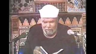 10- تفسير سورة  الأنبياء- الآية ( 87 -- 93 ) -  الشعراوي