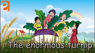 The Enormous Turnip | Class 3 English | NCERT/CBSE | From Kids Eguides