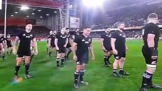 All Blacks V Australia Haka - 2017 Bledisloe Game Two