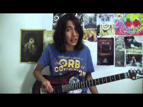 Lecciones de Guitarra Electrica Escalas Exoticas Jason Becker