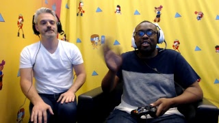 LIVE FROM E3!   OK K.O.! Let