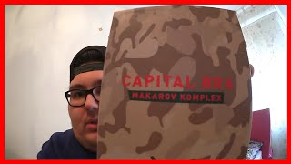 CAPITAL BRA - MAKAROV KOMPLEX [Limited Box Edition] | Unboxing #139 | Fatih Cetin