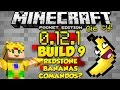 Download Minecraft pe 0 12 0 - 0 12 1 - build 9 - redstone bananas y comandos - cambios