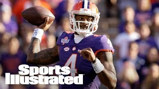 Clemson QB Deshaun Watson Entering 2017 NFL Draft | SI Wire | Sports Illustrated