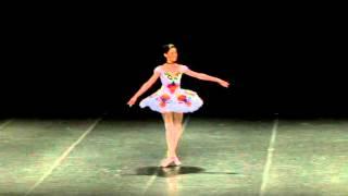Seletiva YAGP 2015/2016 - Monique Vieira Estação de Dança - Gradiva Silveira de Queiroz