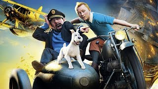 ► The Adventures of Tintin - The Movie | All Cutscenes (Full Walkthrough HD)