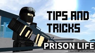 5 TIPS AND TRICKS IN PRISON LIFE FOR BEGINNERS