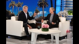 Harrison Ford Apologizes to Ryan Gosling for Powerful Punch