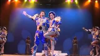 SAYA Caporales pasos de fuego   YouTube1