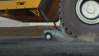اكبر شاحنة قلابة على وجه الارض