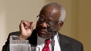 Clarence Thomas Accused Of Sexual Assault