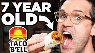 Recreating The Taco Bell Volcano Burrito