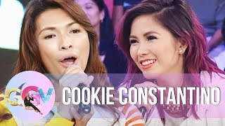 Cookie, Yeng's sister, sings 'Kailangan Ko'y Ikaw' on GGV.