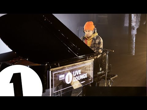 Tyler from Twenty One Pilots - Neon Gravestones in the Live Lounge